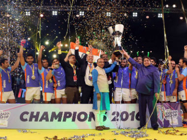 Kabaddi World Cup 2016: India way ahead of the world, win over Iran is just another proof