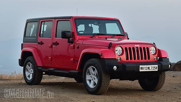 2016 jeep wrangler recalled in the us firstpost. Black Bedroom Furniture Sets. Home Design Ideas