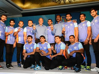 India will start overwhelming favourites to win the kabaddi world cup. Image courtesy: Star Sports