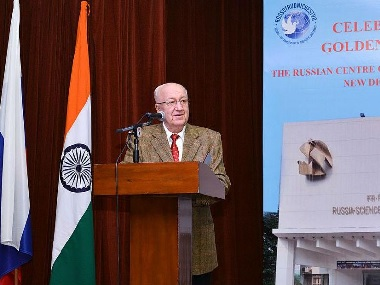 File image of Russian Ambassador to India Alexander Kadakin. Getty Images