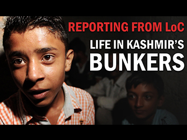 Watch: Jammu and Kashmir locals share stories of life in bunkers