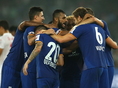 Mumbai City scored three goals but could have had many more. ISL