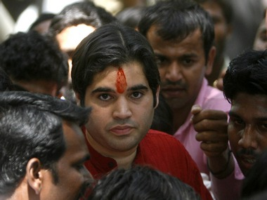 File photo of Varun Gandhi. Reuters