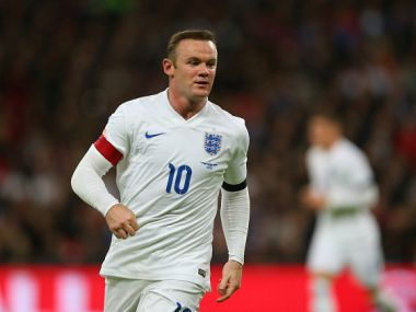 File photo of Wayne Rooney. Getty Images