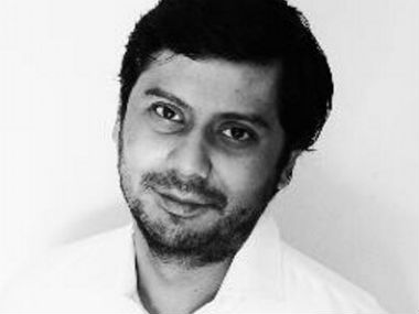 File image of Cyril Almeida. Twitter