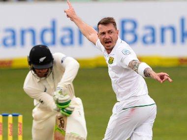 File photo of Dale Steyn. Getty Images