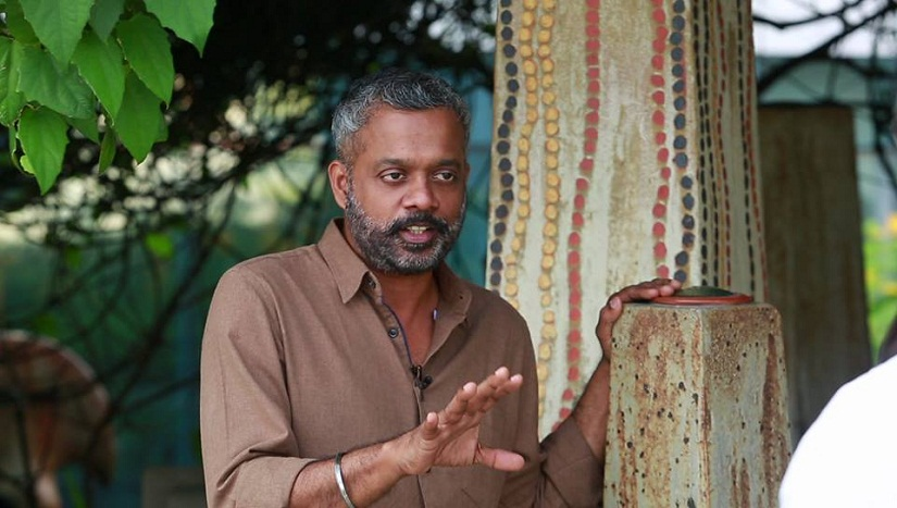 Gautham Menon. Image from Facebook
