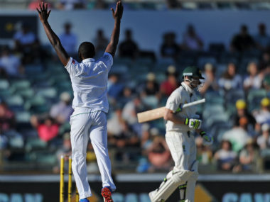 Kagiso Rabada took 3 wickets on Day 4 to compound Australia's struggles. AFP