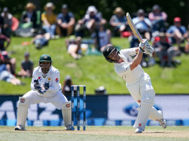 Kane Williamson top-scored for New Zealand in the chase with a score of 61. Getty Images