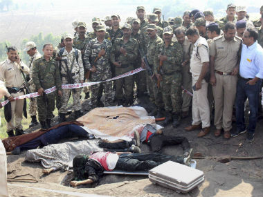 The suspects in the Pune blast case were killed in the SIMI encounter. PTI