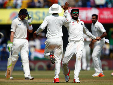 India are seeking to end a run of three successive series defeats against England. Reuters