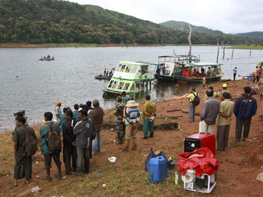 Tamil Nadu and Kerala are already locked in a dispute over the Mullaperiyar Dam issue. Reuters