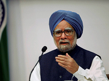 Manmohan Singh. PTI file photo