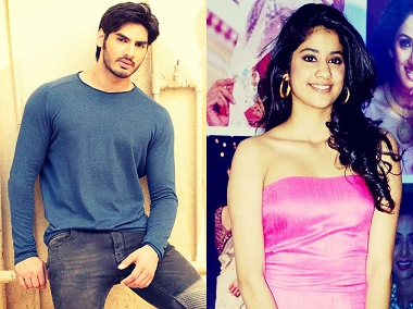 Jhanvi Kapoor, Ahan Shetty in Sairat remake could shake up 'star kid' launches