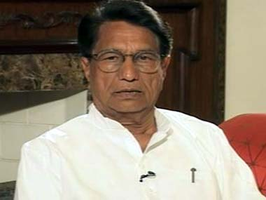 File photo of RLD chief Ajit Singh. PTI