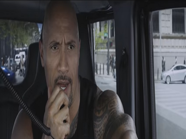 Fast & Furious 8 trailer: Vin Diesel, Dwayne Johnson take high-speed car chases to Iceland