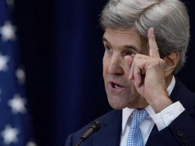 John Kerry. AP