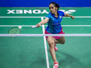 File photo of Saina Nehwal. Getty Images