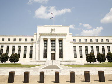 The Federal Reserve building in Washington. Reuters