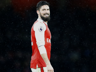 FA Cup: Arsenal manager Arsene Wenger hails Olivier Giroud's performance against Preston