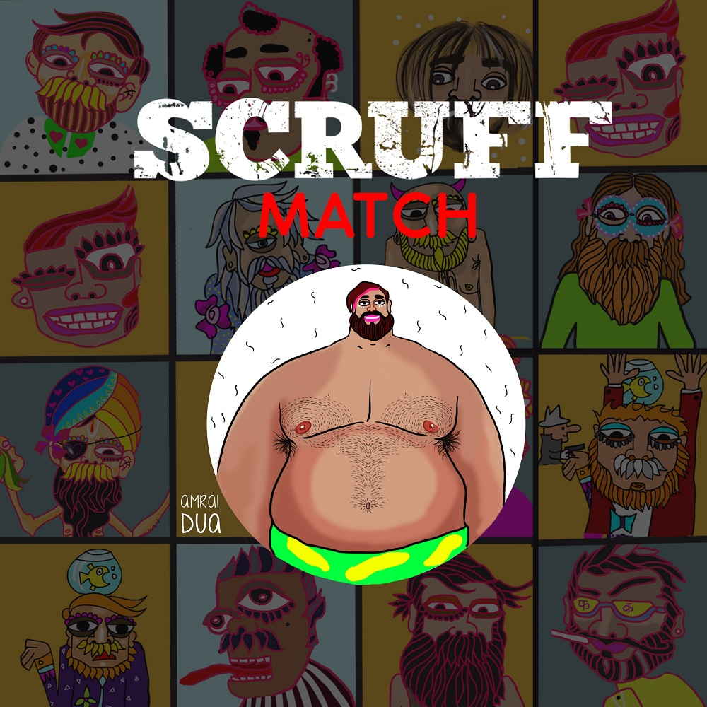 The Guysexual's Brutally Honest Review Of Scruff