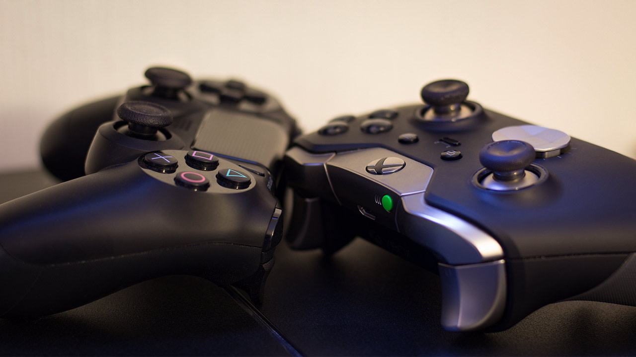 Gaming controllers