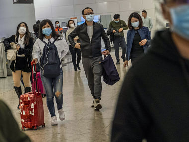 As new coronavirus spreads from China and infects at least 500, scientists see grim reminders of SARS, MERS