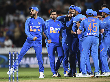 India are upbeat after having clinched the T20 series. AP