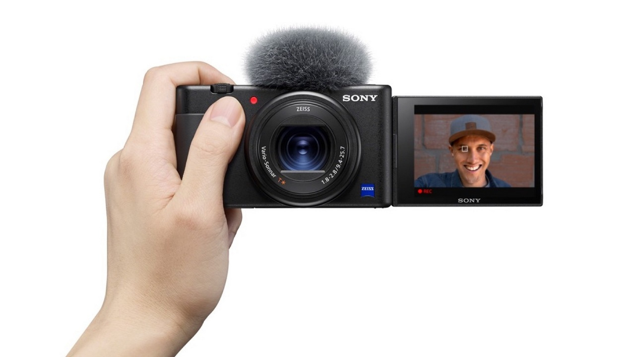 Sony launches ZV-1 compact digital camera with a flip-out, tiltable LCD screen for vloggers