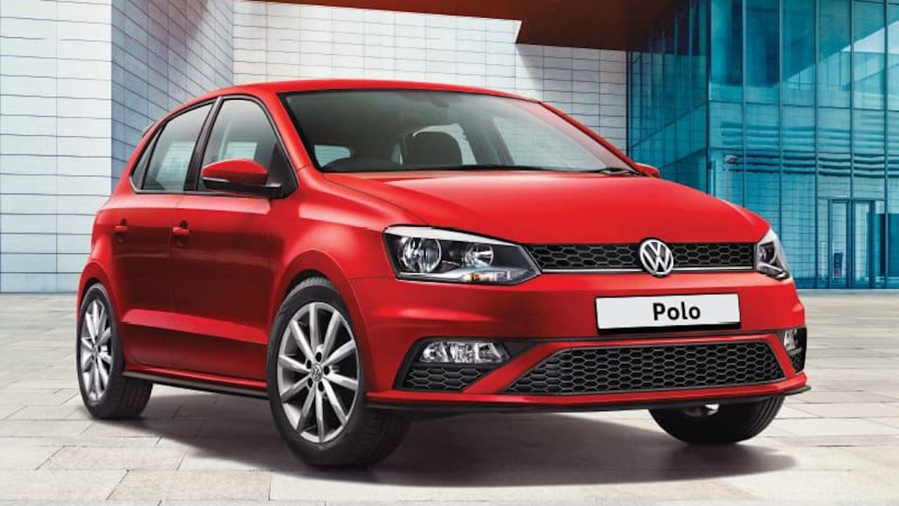 The new Volkswagen Polo. Image: Volkswagen India