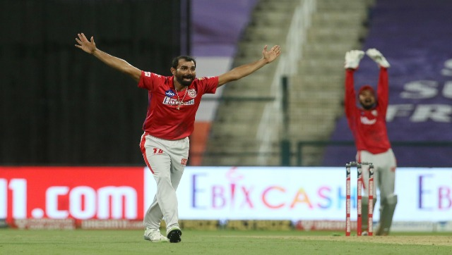 Mohammed Shami has been the standout bowler for Kings XI Punjab in IPL 2020. Sportzpics
