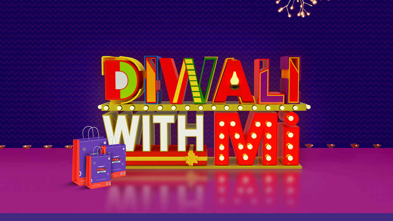 Diwali with Mi sale will end on 21 October