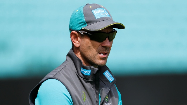 File image of Australia coach Justin Langer. Reuters