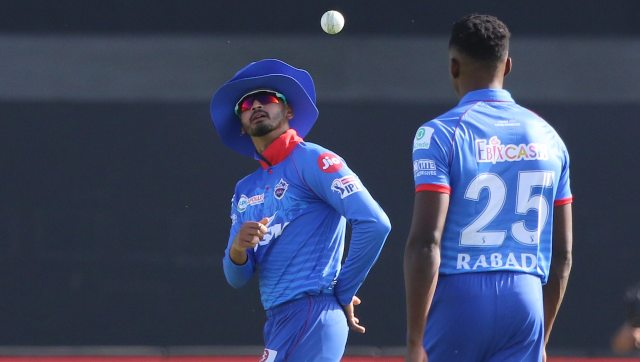 Delhi Capitals lost to Mumbai Indians by five wickets in the IPL 2020 final. Image: Sportzpics for BCCI