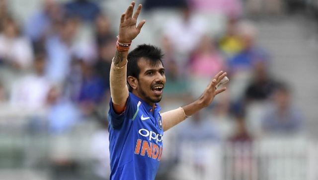 Last year, India's Yuzvendra Chahal registered figures of 6/42 (his personal best in ODIs) against Australia. AP
