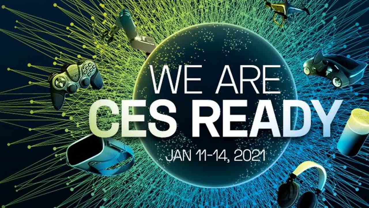 CES 2021 will kick off on 11 January.