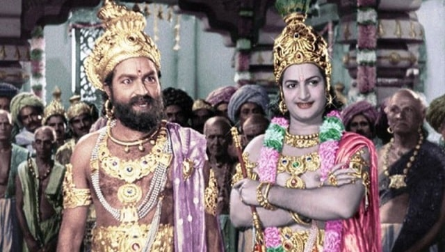 To be able to appreciate Mayabazar in all its dimensions, one has to appreciate its fresh, whimsical slant on characters who are already familiar from the Mahabharata