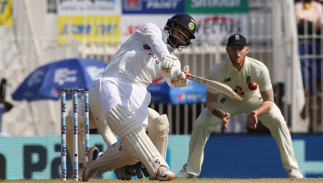 Rishabh Pant scored 58 off 77 balls and remained unbeaten in the first innings. The southpaw was aggressive as usual and struck three sixes and seven fours during his knock. Besides this, Pant was excellent with his glovework throughout the Test. Sportzpics