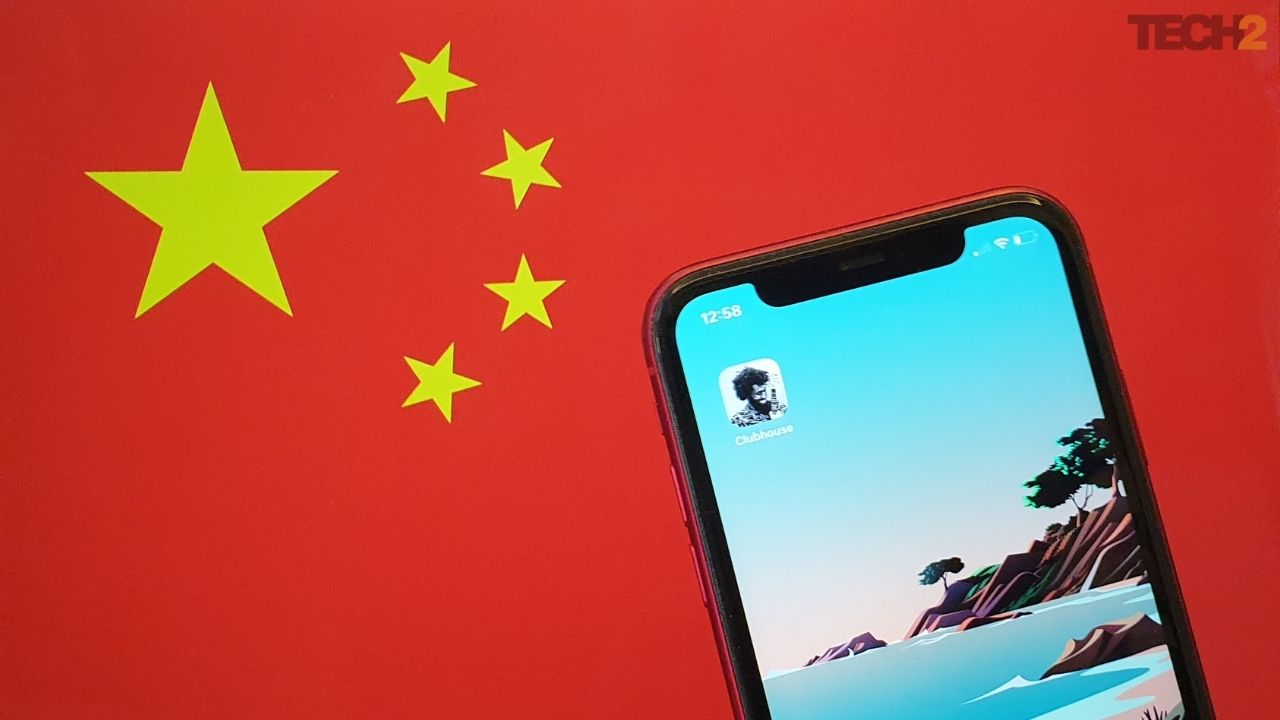 Clubhouse app blocked in China. Image: tech2/Nandini Yadav