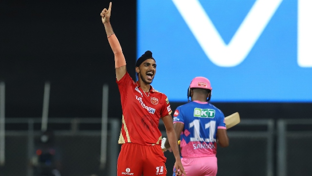 Arshdeep Singh defended 13 runs in the last over, finishing with figures of 3/35 in the match. Sportzpics