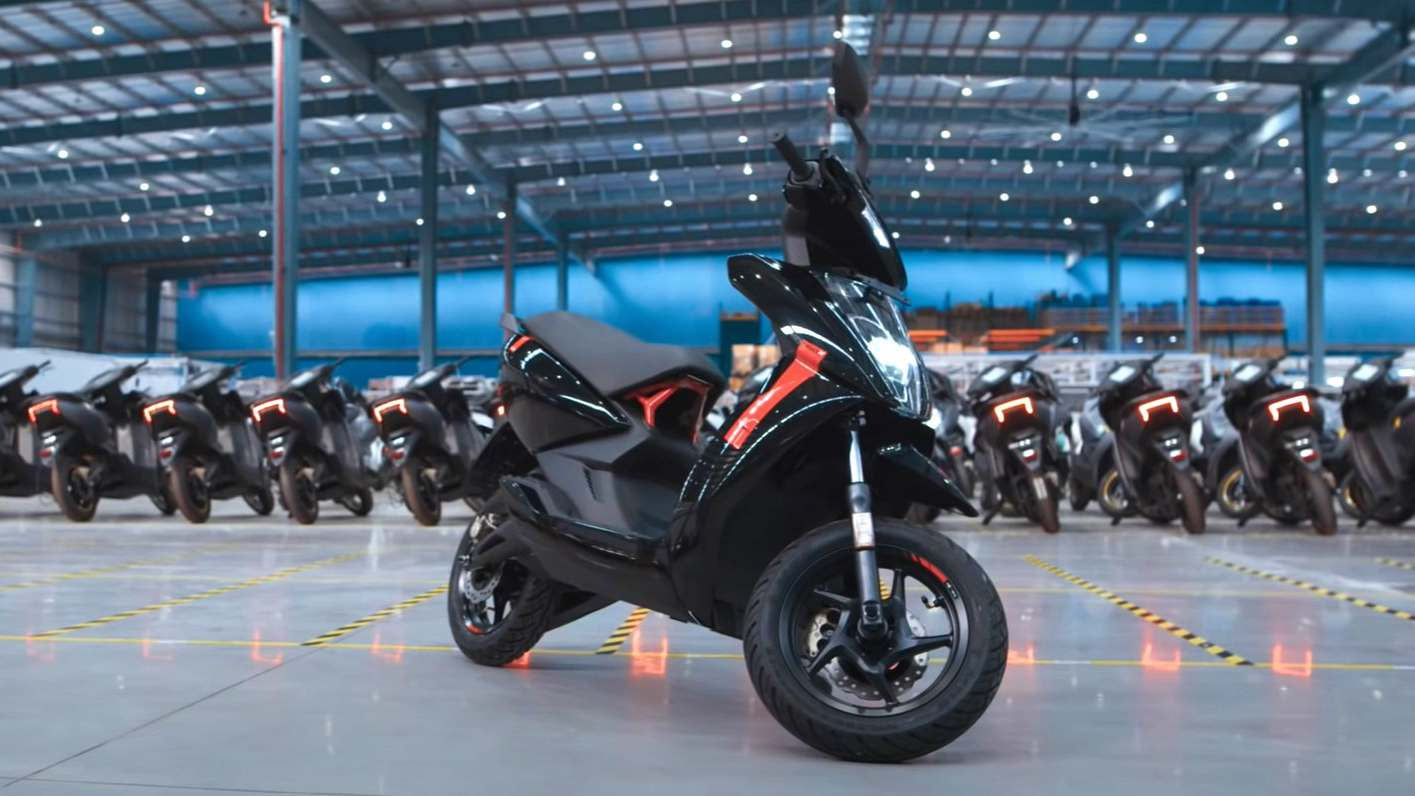 Ather Energy is already seeing a sharp rise in monthly sales and is targeting being present in 50 cities by the end of FY2022. Image: Ather Energy