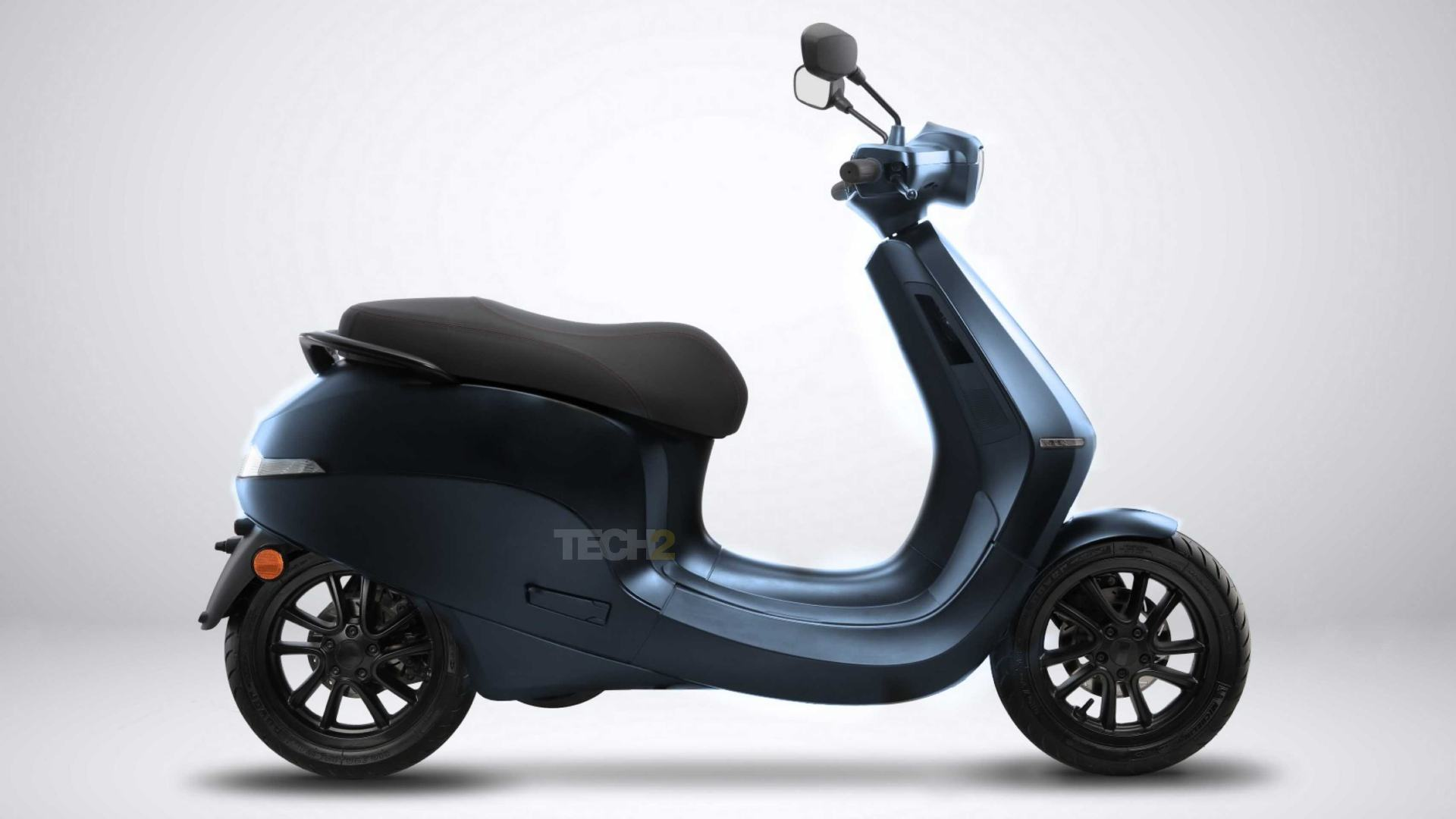 The Ola electric scooter is expected to available in three versions - Series S, S1 and S1 Pro. Image: Ola Electric/Tech2