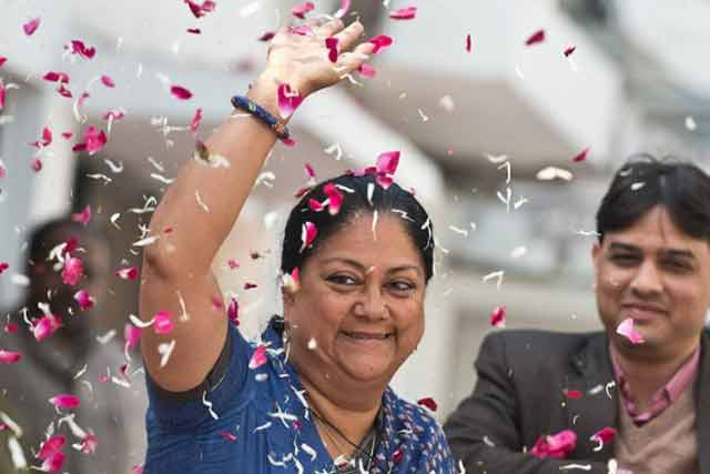 Why Vasundhara Raje is India's newest reforms icon