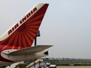 Air India employees smug