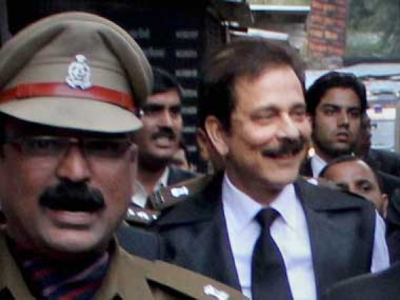 Subrata Roy to move to swanky conference room in Tihar today