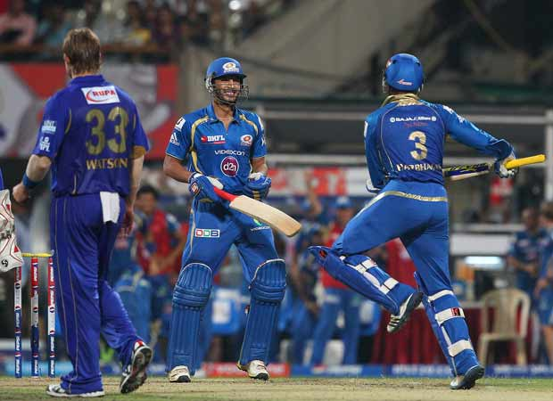 IPL: Mumbai Indians end Rajasthan Royals' fairytale run
