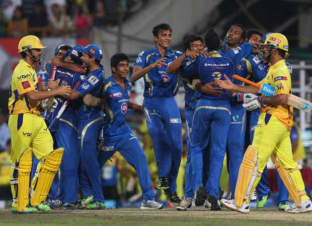 Mumbai beat CSK by 23 runs to win maiden IPL title